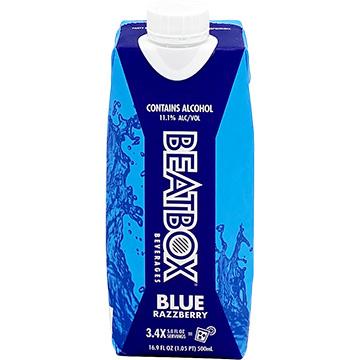 BeatBox Blue Razzberry