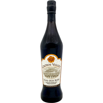 Crown Valley Winery Fine Old Ruby Port
