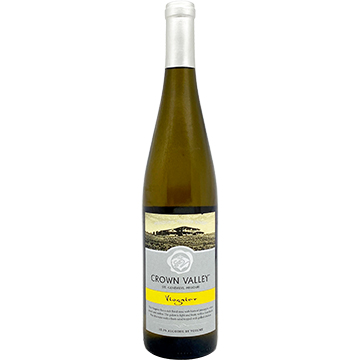 Crown Valley Winery Viognier