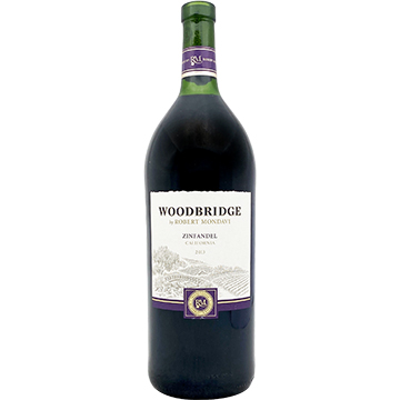 Woodbridge By Robert Mondavi Zinfandel 2013