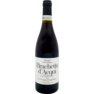 Braida Brachetto d'Acqui 2016