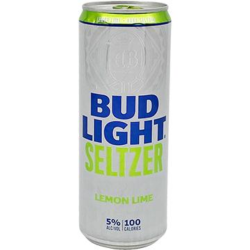 Bud Light Seltzer Lemon Lime