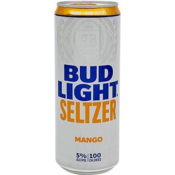 Bud Light Seltzer Mango