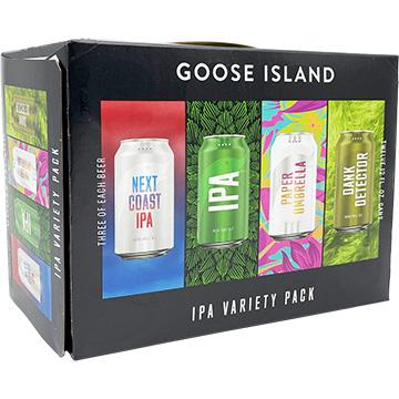 Goose Island IPA Variety Pack