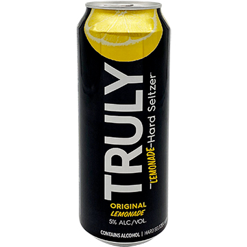 Truly Hard Seltzer Original Lemonade