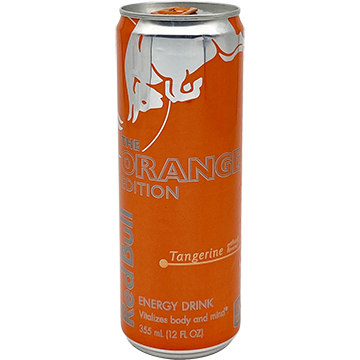 Red Bull The Orange Edition