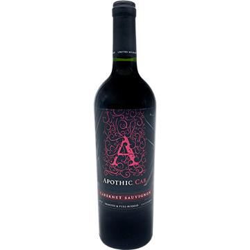 Apothic Cabernet Sauvignon 2018
