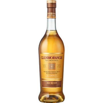 Glenmorangie Original 10 Year Old Single Malt Scotch Whiskey