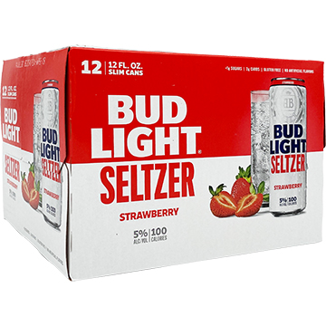 Bud Light Seltzer Strawberry