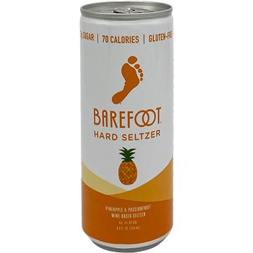 Barefoot Pineapple & Passion Fruit Hard Seltzer