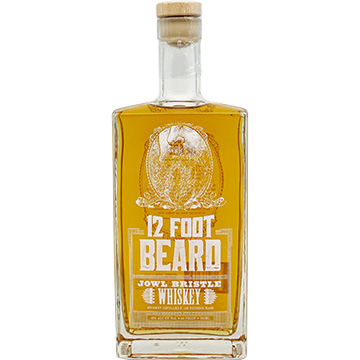12 Foot Beard Jowl Bristle Whiskey