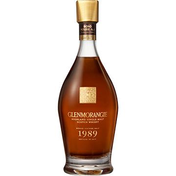 Glenmorangie Grand Vintage Malt 1989 Single Malt Scotch Whiskey