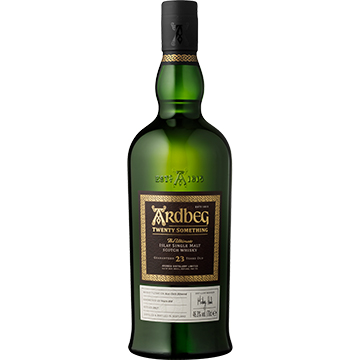 Ardbeg Twenty Something 23 Year Old Islay Single Malt Scotch Whiskey