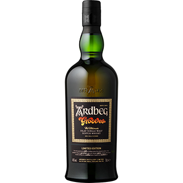 Ardbeg Grooves Islay Single Malt Scotch Whiskey