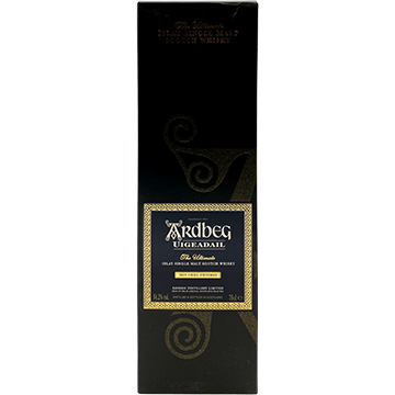 Ardbeg Uigeadail Islay Single Malt Scotch Whiskey