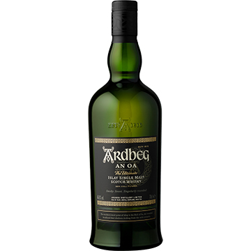 Ardbeg An Oa Islay Single Malt Scotch Whiskey