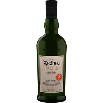 Ardbeg Kelpie Committee Exclusive Islay Single Malt Scotch Whiskey
