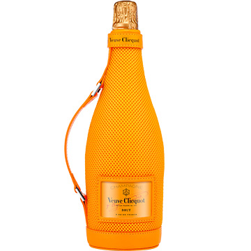 Veuve Clicquot Yellow Label Brut with Ice Jacket