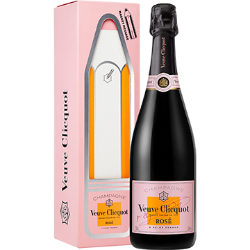 Veuve Clicquot Rose Magnetic Message Edition Gift Box