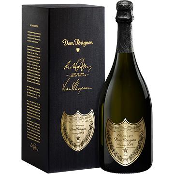 Dom Perignon Chef de Cave Legacy Edition 2008 Gift Box