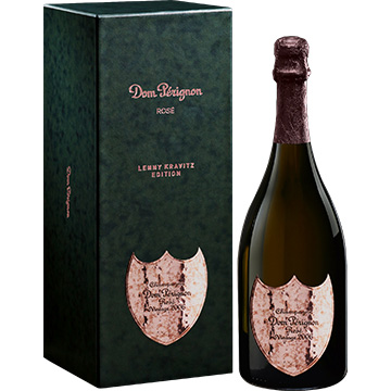 Dom Perignon Rose Lenny Kravitz Limited Edition 2006 Gift Box
