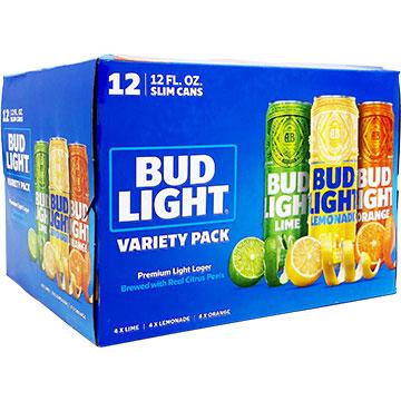 Bud Light Peels Variety Pack