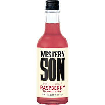 Western Son Raspberry Vodka