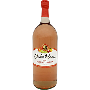 Carlo Rossi Pink Moscato Sangria