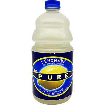 Mr. Pure Lemonade Juice
