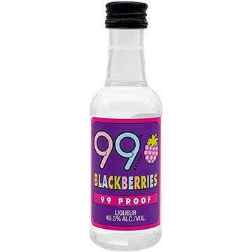 99 Blackberries Schnapps Liqueur