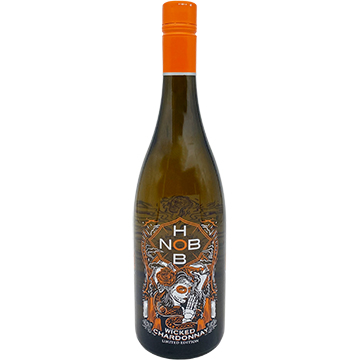 Hob Nob Wicked Chardonnay Limited Edition 2014
