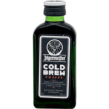 Jagermeister Cold Brew Coffee Liqueur