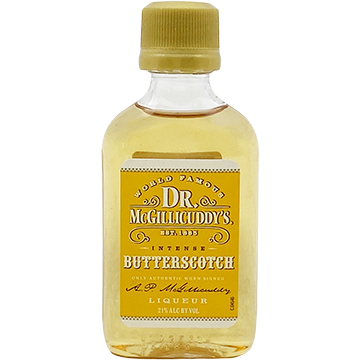 Dr. McGillicuddy's Butterscotch Liqueur