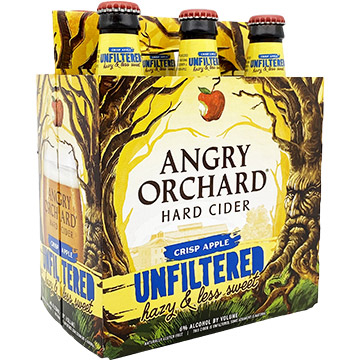 Angry Orchard Crisp Apple Unfiltered