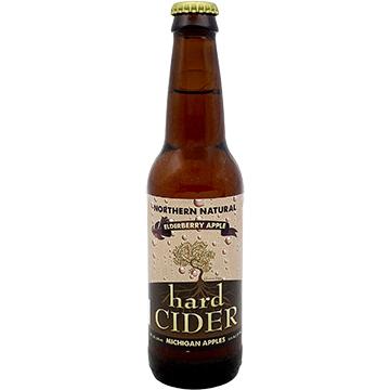 Northern Natural Elderberry Apple Hard Cider