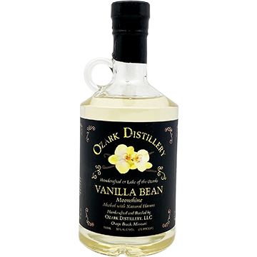 Ozark Distillery Vanilla Bean Moonshine Whiskey