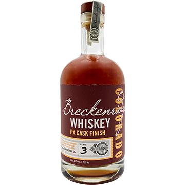 Breckenridge PX Cask Finish Bourbon Whiskey