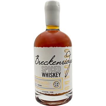 Breckenridge Spiced Bourbon Whiskey