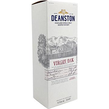 Deanston Virgin Oak Single Malt Scotch Whiskey