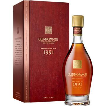 Glenmorangie Grand Vintage Malt 1991 Single Malt Scotch Whiskey