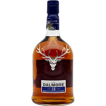 Dalmore 18 Year Old Single Malt Scotch Whiskey