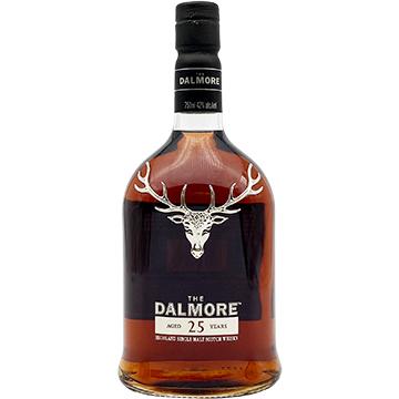Dalmore 25 Year Old Single Malt Scotch Whiskey