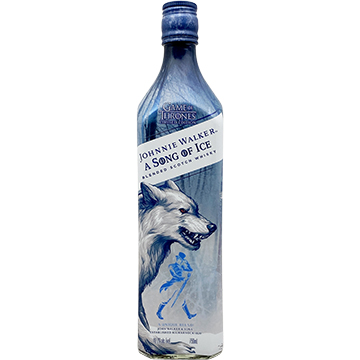 Johnnie Walker A Song of Ice Game of Thrones Limited Edition Blended Scotch Whiskey