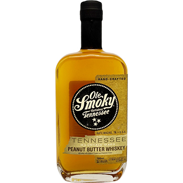 Ole Smoky Peanut Butter Tennessee Whiskey
