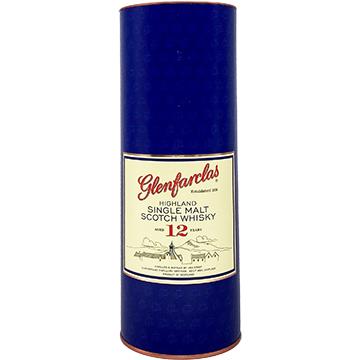Glenfarclas 12 Year Old Single Malt Scotch Whiskey
