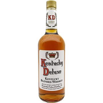 Kentucky Deluxe Blended Whiskey