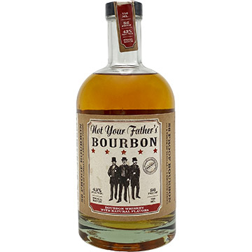 Not Your Father's Small Batch Bourbon Whiskey