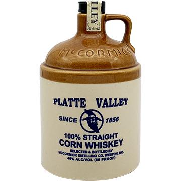Platte Valley Moonshine Straight Corn Whiskey