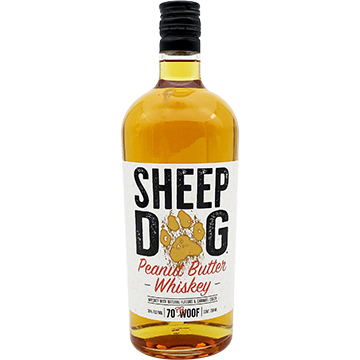 Sheep Dog Peanut Butter Whiskey