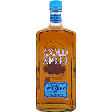 Cold Spell Intense Mint Whiskey